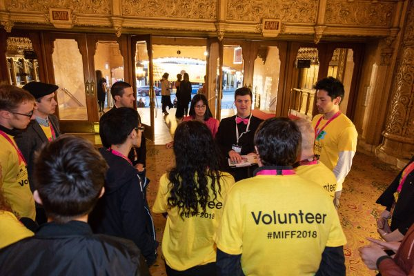 Volunteering in Events Industry